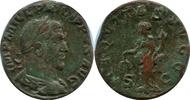 AE As 247-249 AD. Römische Kaiserzeit Phil...