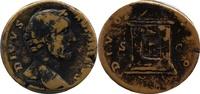 Æ Sestertius Died AD 161 Römische Kaiserze...