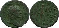 AE As  Römische Kaiserzeit Trajan, SS