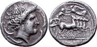 AR Tetradrachm 325-300 BC Griechenland Sic...