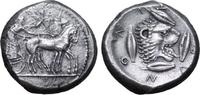 AR Tetradrachm 475-466 BC. Griechenland Si...