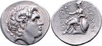 AR Tetradrachm After 281 B Griechenland  S...