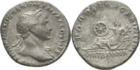 Denar 98-117 n.Ch Italien/Rom Traian 112-1...