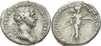 Denar 98-117 n.Ch Italien/Rom Traian SS