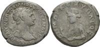 Didrachme 98-117 n.Ch Kappadokien/Caesarea...