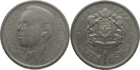 1 Dirham 1968/1388 Marokko Hassan II. SS  1,30 EUR  +  15,00 EUR shipping
