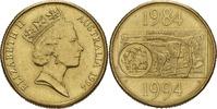1 Dollar 1984/1994 Australien Elisabeth II...