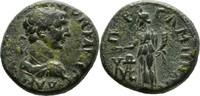 AE17 98-117 n.Ch Mysien/Pergamon Traian SS+