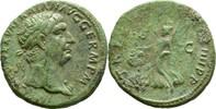 AS 98-117 n.Ch Italien/Rom Traian 101-102 ...