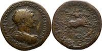 Sesterze 98-117 n.Ch Italien/Rom Traian SS