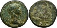 Sesterze 98-117 n.Ch Italien/Rom Traian S/SS