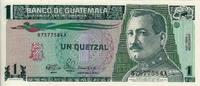 Guatemala Banknote P117 10 Quetzales 12.3.2008 Oberthur UNC