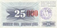 50 Cent 1942 Surinam ZILVERBON P.104c XF-