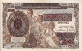 1.000 Dinara 1941 Serbia 2 WOMAN P.24 I-