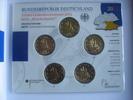 5 x 2 Euro 2012 BRD 5 x 2 Euro Bayern 2012 Stgl. BU Folder  20,95 EUR  +  4,95 EUR shipping