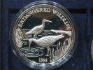 10 Dollars 1992 Samoa Endangered Wildlife Borstenbrachvogel Proof  30,05 EUR  +  4,95 EUR shipping