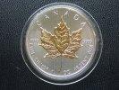 5 Dollar 2011 Kanada 5 Dollar Maple Leaf 2011 Gilded BU gilded  34,95 EUR  +  4,95 EUR shipping