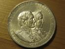 2 Thaler  3 1/2 Gulden 1872 B Sachsen Doppelthaler Goldene Hochzeit Joh... 249,95 EUR  +  8,00 EUR shipping