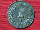 1/2 Stuiver 1644 Batavia Niederländische K...