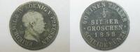 1/2 Silbergroschen 1858 A Preussen Friedrich W. IV. Seltener. s-ss  31,95 EUR  +  4,95 EUR shipping