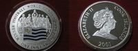 1 Dollar 2001 Cook Islands Fussballweltmeisterschaft Uruguay  Silber Pr... 24,95 EUR  +  4,95 EUR shipping