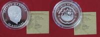 10 Dollars 2001 Liberia Liberia 10 Dollars Nelson Mandela Silber Proof ... 31,95 EUR  +  4,95 EUR shipping