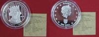 500 Sikas 2002 Ghana Ghana 500 Sikas Wilhelm der Eroberer Silber Proof ... 31,95 EUR  +  4,95 EUR shipping