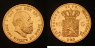 10 Gulden 1875 Niederlande 10 Gulden 1875 ...