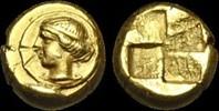 Hekte ca.500-450B ASIA MINOR CE-QFUP - Unp...
