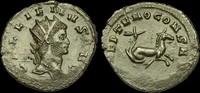 ROMAN IMPERIAL AN-UKDQ - GALLIENUS - AE ...