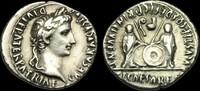 Denarius  ROMAN IMPERIAL AUGUSTUS