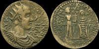 GREEK IMPERIAL IM-PUQW - VALERIAN I -PHR...