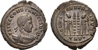 Follis  Roman Empire Constantius II, as Ca...