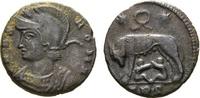 Follis  Roman Empire Urbs Roma, 330-335 AD...
