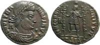 AE 21  Roman Empire Vetranio, 350 AD. Sisc...