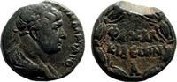 AE 22  Roman Provincial Syria, Chalcidice....