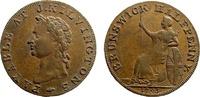 Halfpenny  Britain John Kilvington, 1795. ...