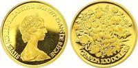 100 Dollars Gold  Kanada Elizabeth II. Seit 1952. Polierte Platte  700,00 EUR  +  7,00 EUR shipping
