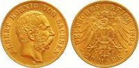 20 Mark Gold 1894  E Sachsen Albert 1873-1...