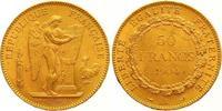 50 Francs Gold 1904  A Frankreich Dritte R...