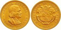 20 Colones Gold 1897 Costa Rica Republik s...