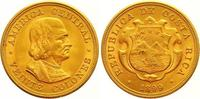 20 Colones Gold 1899 Costa Rica Republik s...