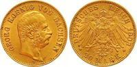 20 Mark Gold 1903  E Sachsen Georg 1902-19...