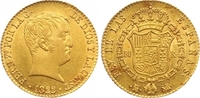 80 Reales Gold 1822  SR Spanien Ferdinand VII. 1808-1833. Vorzüglich - ... 875,00 EUR  +  7,00 EUR shipping