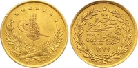 250 Piaster Gold 1277 AH Türkei Abdul Aziz (AH 1277-1293) 1861-1876. Se... 975,00 EUR  +  7,00 EUR shipping