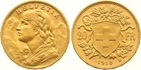 20 Franken Gold 1915  B Schweiz-Eidgenossenschaft  Prachtexemplar. Stem... 375,00 EUR  +  7,00 EUR shipping