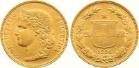 20 Franken Gold 1896  B Schweiz-Eidgenossenschaft  Winzige Kratzer, vor... 265,00 EUR  +  7,00 EUR shipping