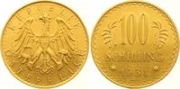 100 Schilling Gold 1931 Österreich Erste Republik 1918-1938. Vorzüglich... 975,00 EUR  +  7,00 EUR shipping