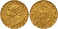 20 Mark Gold 1904  A Anhalt Friedrich II. 1904-1918. Sehr schön - vorzü... 1975,00 EUR free shipping