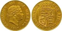 Half Sovereign Gold 1817 Großbritannien George III. 1760-1820. Vorzügli... 825,00 EUR  +  7,00 EUR shipping